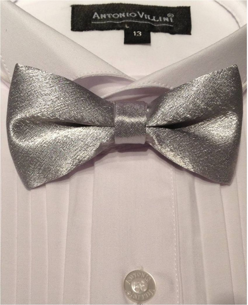 Bow Tie Silver~Special Occasion